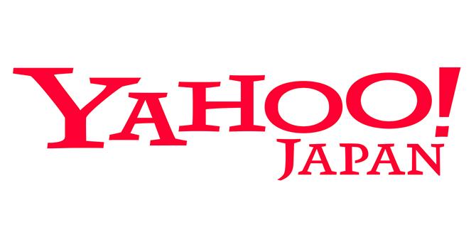 Yahoo!JAPANのロゴ